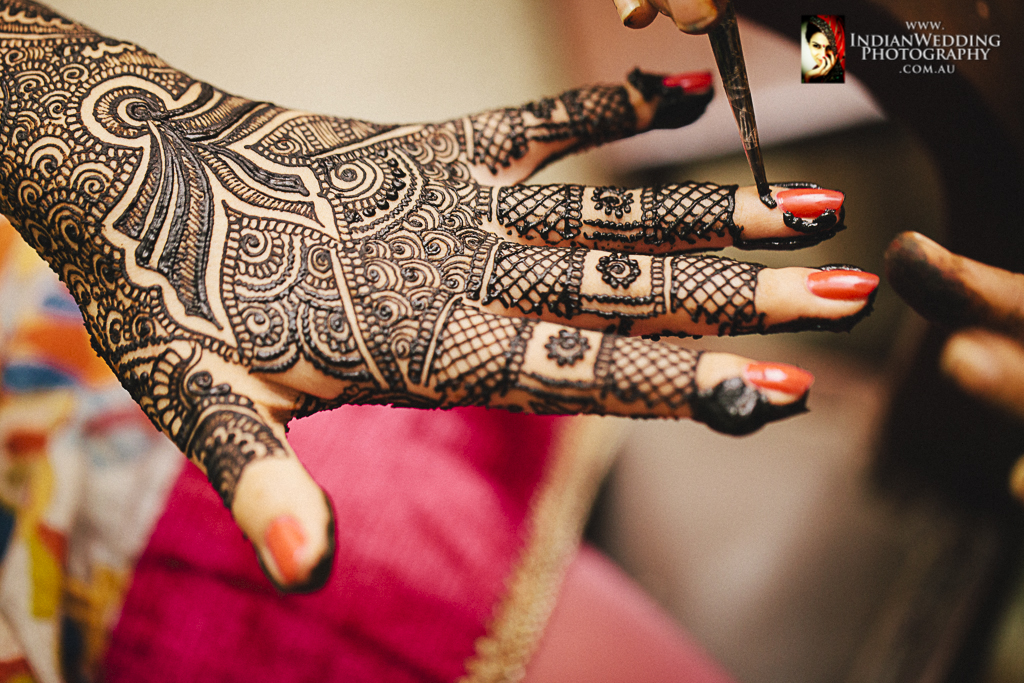 Mehndi Night : Mehndi henna night photography jamnagar gujarat